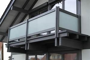 Milchglas Für Balkon : holz glaserei und metallbau ziller ~ Markanthonyermac.com Haus und Dekorationen