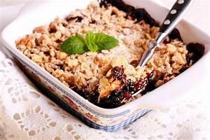 Rezepte Mit Schwarzen Johannisbeeren : crumble mit apfel und schwarzen johannisbeeren rezept ~ Lizthompson.info Haus und Dekorationen