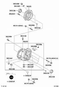 2011 Toyota Rav4 Sport  Vin  2t3rk4dv  3 5l V6 4wd At Breather Plug  Plug