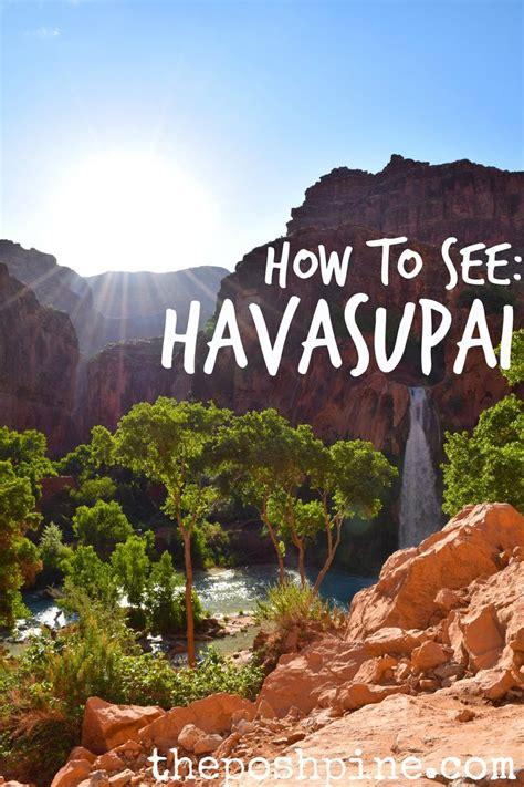 The 25 Best Havasupai Falls Hike Ideas On Pinterest