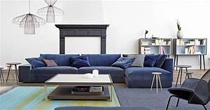cerezo meubles contemporains decoration amenagement With tapis de course avec canapé lit ligne roset