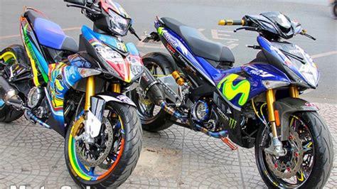 Foto Modifikasi Mx by Galeri Modifikasi Yamaha Mx King