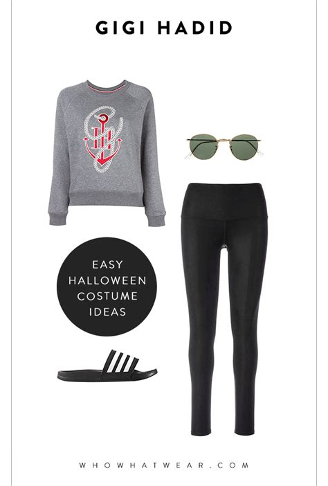 stylish  easy halloween costumes   wear
