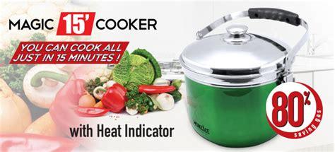jual magic 15 cooker alat masak hemat energi hingga 80