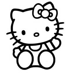 Hello Kitty Zombie Halloween Coloring Pages by Hello Kitty Die Cut Vinyl Decal Pv273