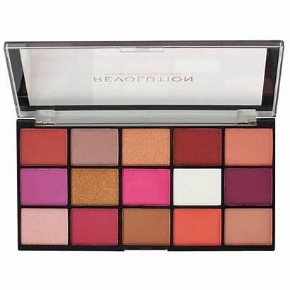 Makeup Revolution Palette Alert Eyeshadow Reloaded Nudes