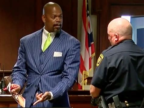 high profile defense attorney clyde bennett faces
