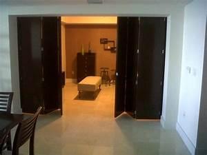 Bi-Fold Doors - Contemporary - Living Room - Miami - by