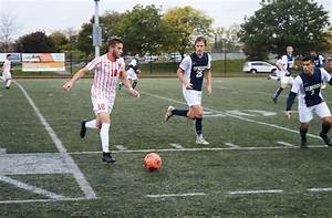 Men's soccer upset in playoff loss to Geneseo, 2-0 - The ...