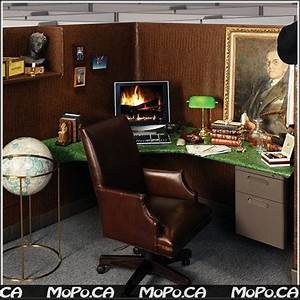 64 best cubicle decor images on pinterest bedrooms for Cubicle decorating ideas for men