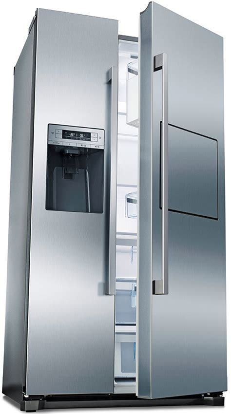 Bosch side by side refrigerator