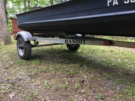 foot aluminum smoker craft boat fishing