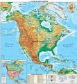 North America Map Region City   Map of World Region City