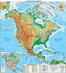North America Map Region City | Map of World Region City