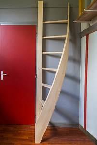 Echelle Pour Escalier : echelle mezzanine h lico dale vente d 39 escalier en kit ~ Melissatoandfro.com Idées de Décoration