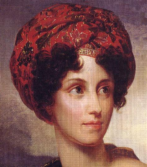 Dorothea von Biron aka Dorothée de Courlande - Doroteja ...