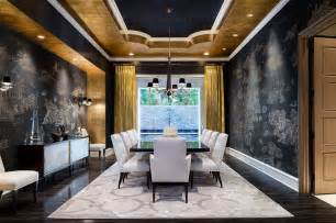 black backdrop 15 refined decorating ideas in glittering black and gold