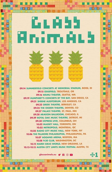 glass animals   indianapolis show raannt