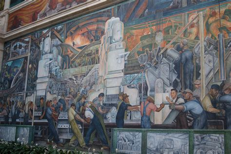 the detroit industry murals file diego rivera detroit industry murals jpg wikimedia commons