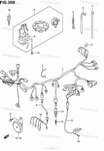 Suzuki Motorcycle 2003 Oem Parts Diagram For Wiring