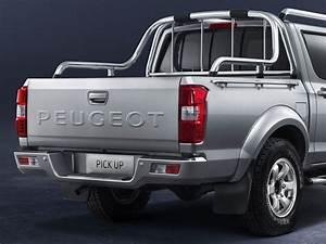 4x4 Peugeot : en images peugeot pick up l 39 utilitaire chinois pour l 39 afrique et le maghreb vue arri re du ~ Gottalentnigeria.com Avis de Voitures