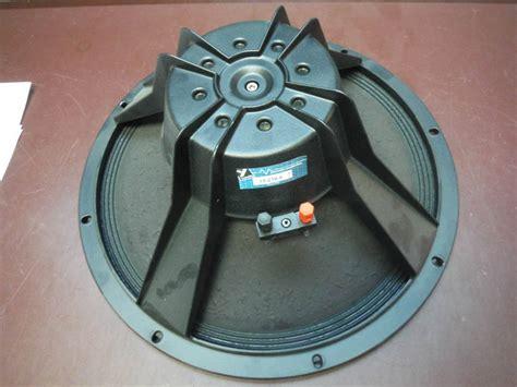 B&c Speakers 15 Inch 8 Ohm Speaker 400 Watts