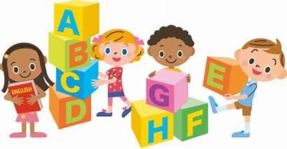 Kindergarten Transparent Preschool Children Learning Educational Pre