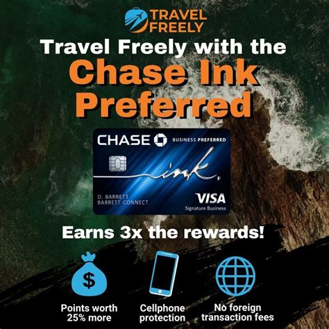 Maybe you would like to learn more about one of these? Chase Business Cards - Best Offers for Free Travel - Travel Freely | Cool business cards, Best ...