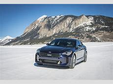 The Stinger GT Atlantica Adds A Special Feel To Kia's