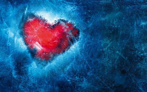 frozen love heart wallpapers hd wallpapers id