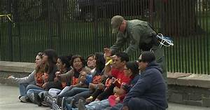 Immigration Protesters Arrested Outside White House
