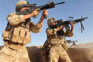File:Soldiers Engage the Taliban in Afghanistan MOD ...