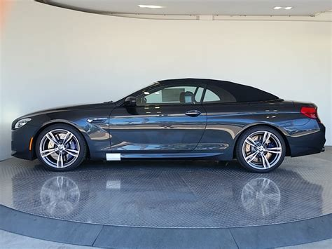 2018 New Bmw M6 Convertible 2dr Conv At Bmw Of San Diego