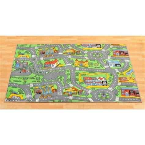 tapis de jeux trafic tapis circuit    jeux