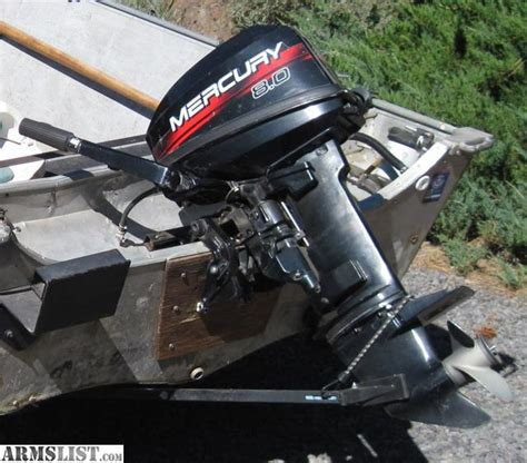 Drift Boats For Sale Bend Oregon by Armslist For Sale Mercury 8 0 Hp Outboard Motor Normal