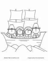 Mayflower Coloring Thanksgiving Ship Crafts Pilgrims Printable Sheets Template Fall November Plantation Turkey Pilgrim Boat Craft Sheet Preschool Nestofposies Thanks sketch template
