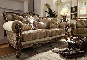 Antique, European, Style, Sofa, By, Homey, Design