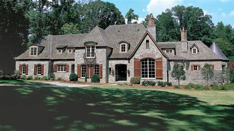 chateau homes chateau home plans chateau style home designs from