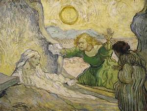 Vincent van Gogh: The Raising of Lazarus