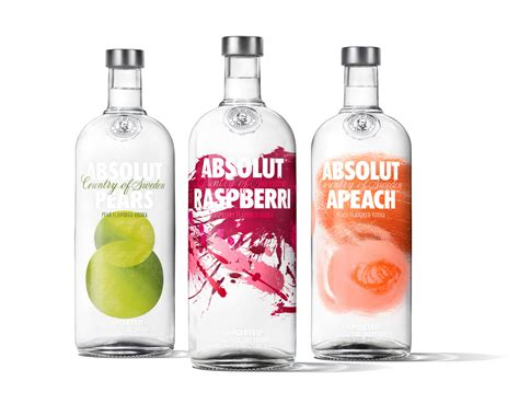 flavored vodka absolut flavored vodka redesigned penang website digital and graphic design