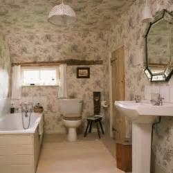 Bathroom Ceilings Ideas Unique Wallpaper Designs To Try In Your Bathroom Bathroom Wallpapers Housetohome Co Uk