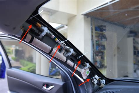 Hiding Fuse Box Car by Dash Install Tutorial Mazda Cx 5 Autoinstruct