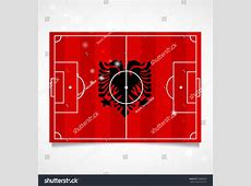 Unusual Design Football Field Championship Flat Stock