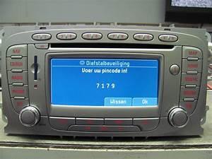 Ford Travelpilot Fx Lsrns Radio Navigatie