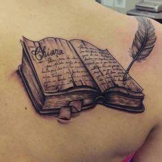 Greyscale Book Tattoo  Tattoos  Pinterest  Tatouage De