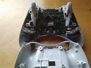 Xbox 360 Wireless Controller Teardown