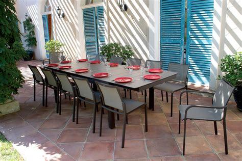 table jardin personnes
