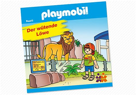 playmobil set 80424 der w 252 tende l 246 we band 3 klickypedia