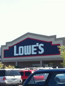 Lowes Home Improvement Warehouse Store of Smmrvlle - 10 ...