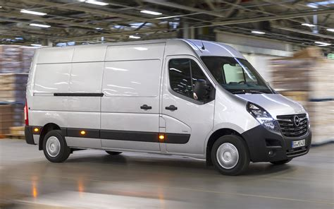 Opel Movano by Opel Movano 2019 Facelifting Technologiczny Project